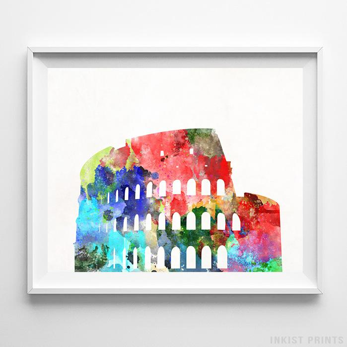 Coliseum Print-Poster-Wall_Art-Home_Decor-Inkist_Prints