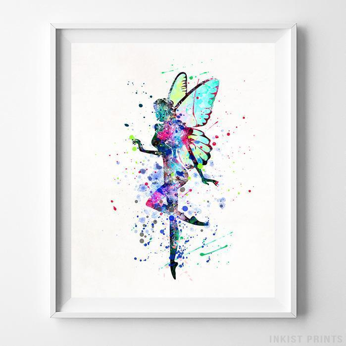 Fairy Print-Poster-Wall_Art-Home_Decor-Inkist_Prints