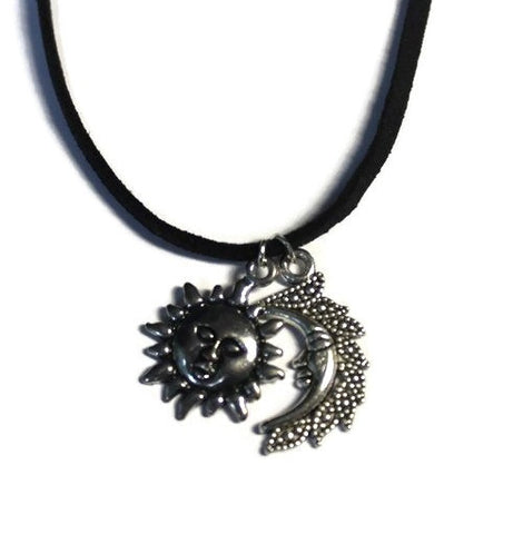 Sun & Moon Choker/Necklace