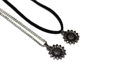 Sunflower Choker/Necklace