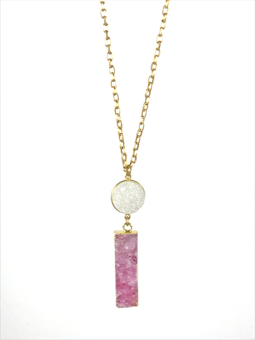Druzy Necklace *SALE*
