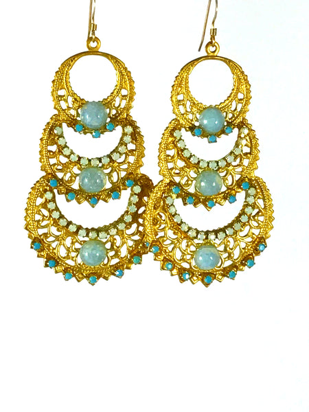 Magic Carpet Earrings *SALE*