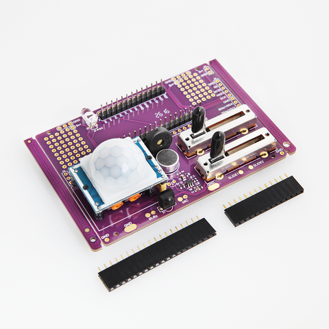 Plumduino Expansion Board
