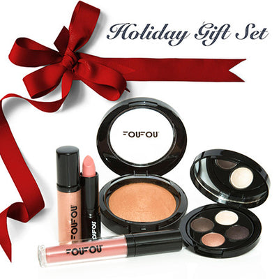 FouFou Cosmetics Holiday Gift Set