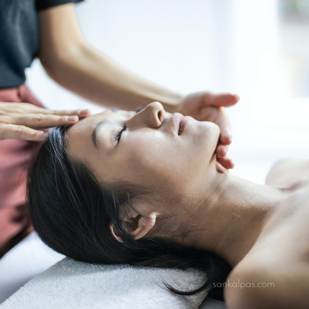 Deep Healing Reiki Session In Person