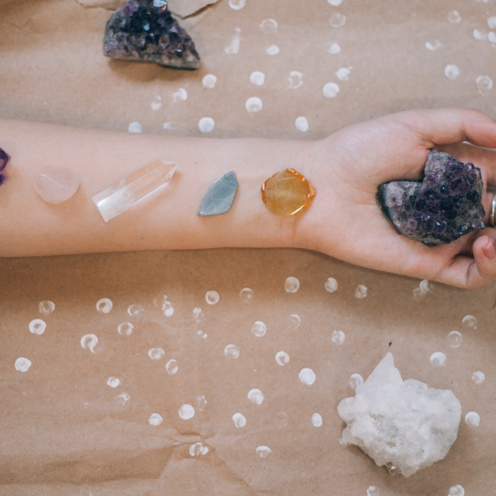 Energy, Crystals and Essential Oils (Virtual)
