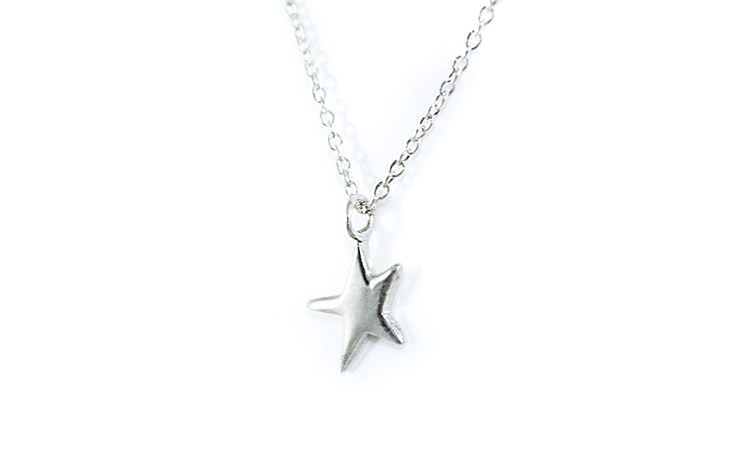 Magic Star Mini Necklace