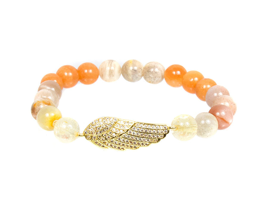 Flowing With Life Bracelet Set