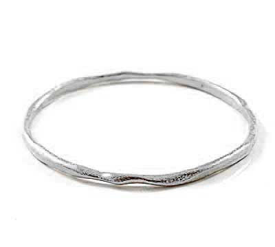 Petite Twig Bangle Bracelet