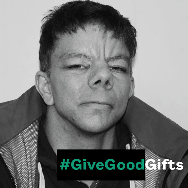 #GiveGoodGifts Meets...David, member of The Soap Co. production team