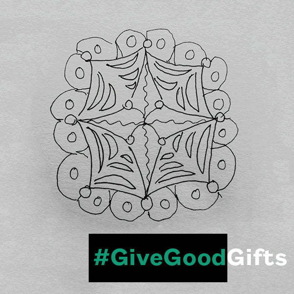 #GiveGoodGifts Meets...Jane, founder of Blue Patch