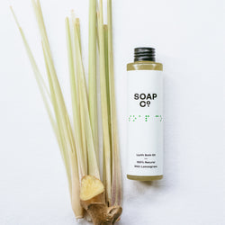 100% Natural Bath Oil