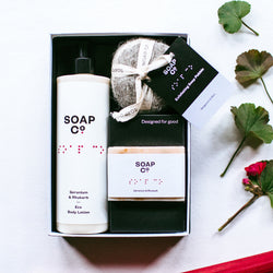 Body Gift Trio with Pebble - Eco