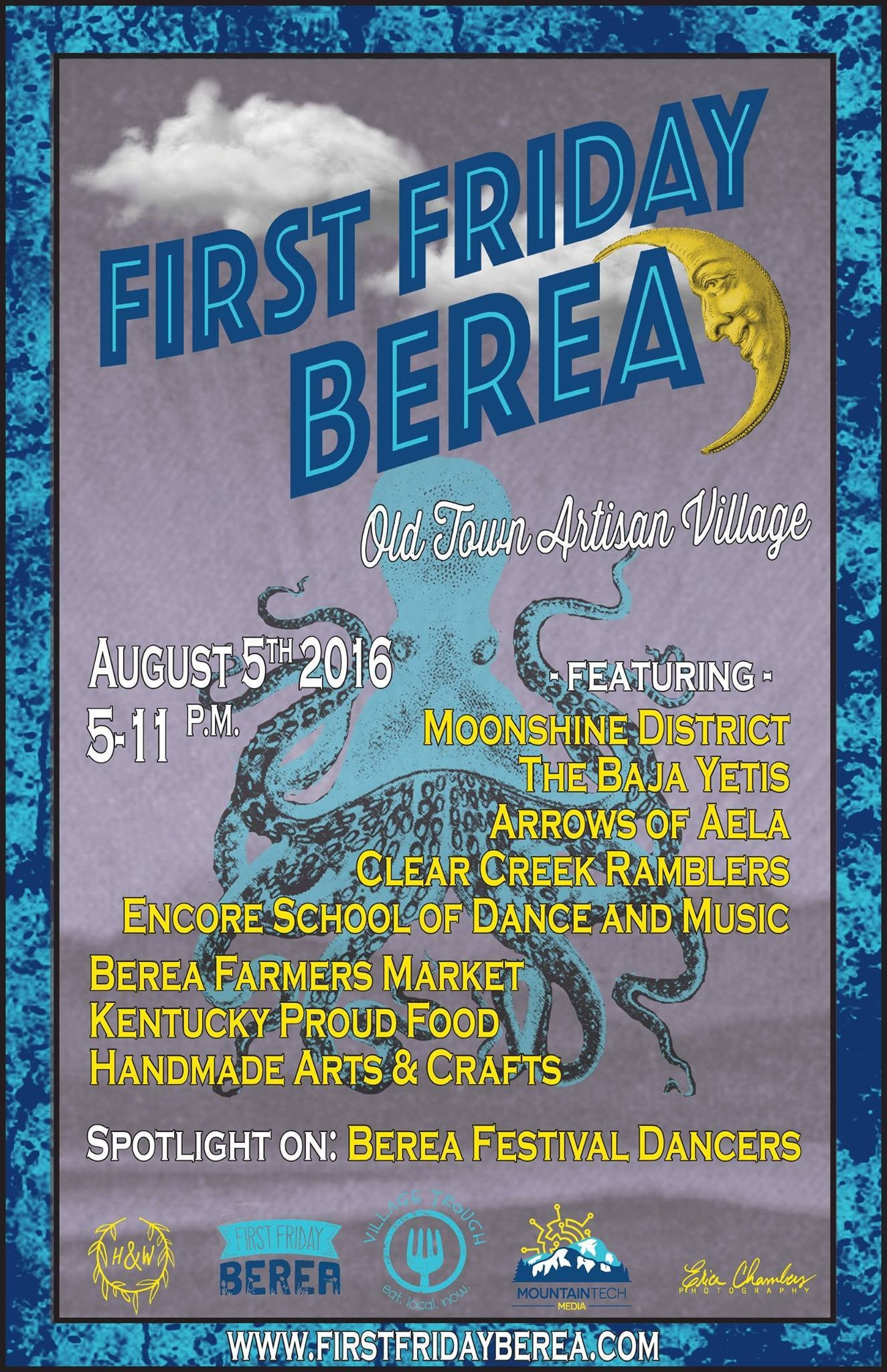 First Friday Berea