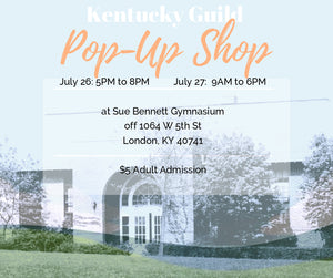 Pop-Up Shop in London, KY This July