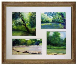 Four Views of Benson Creek