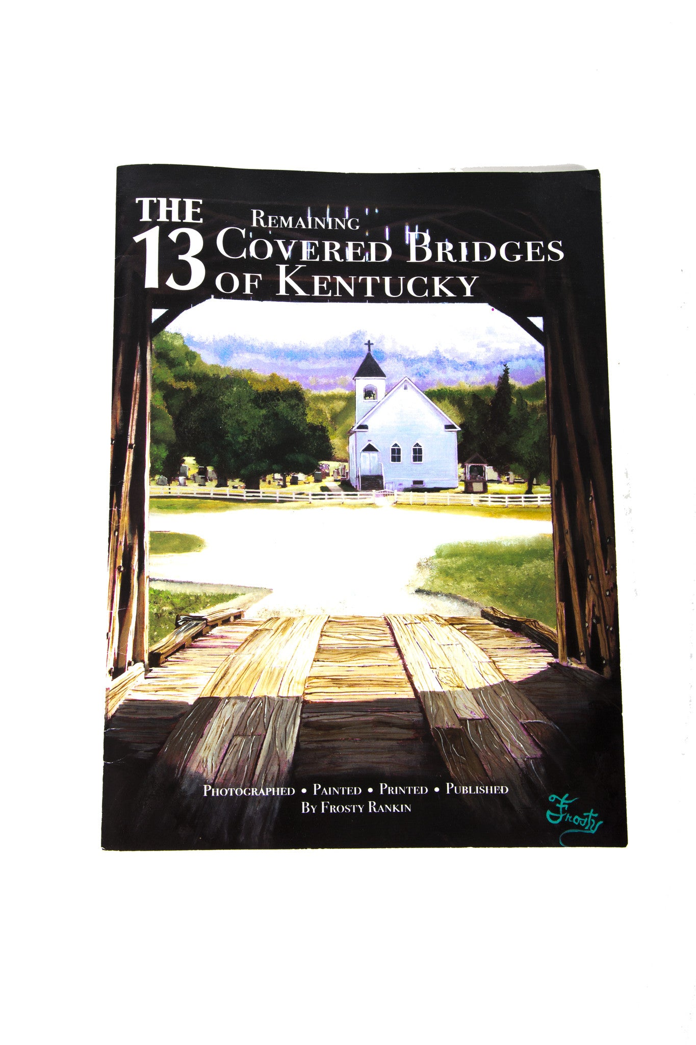 Covered Bridges Book