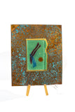 Copper & Glass 15X19