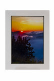 """Blue Ridge Sunrise #2"""