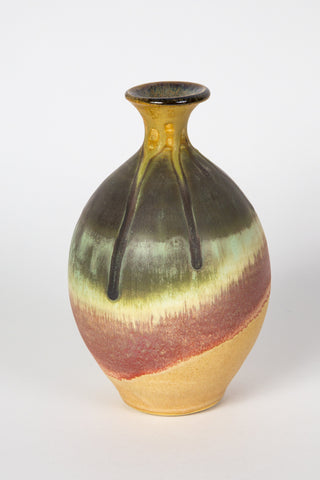 Small Mouth Ceramic Vase