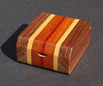 Assorted Wooden Boxes by Gary Cooper. Click to see more boxes, sizes and prices.