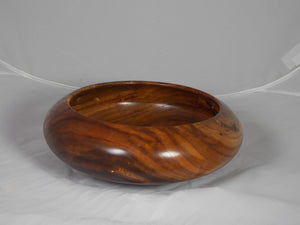 Redbud closed bowl by David Linden