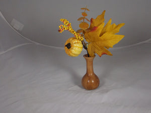 Apple  vase- long neck