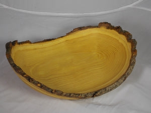 Mulberry Live Edge Bowl by Eric Payne
