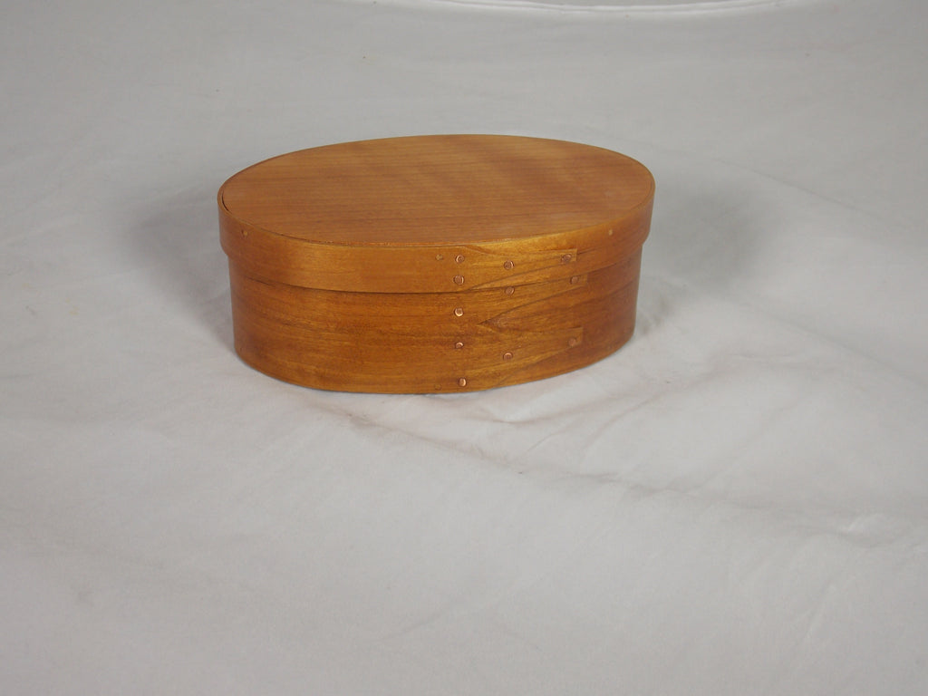 Shaker Box Small Cherry by Will Bondurant