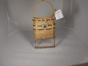 Standing Basket by Teresa Buchanan