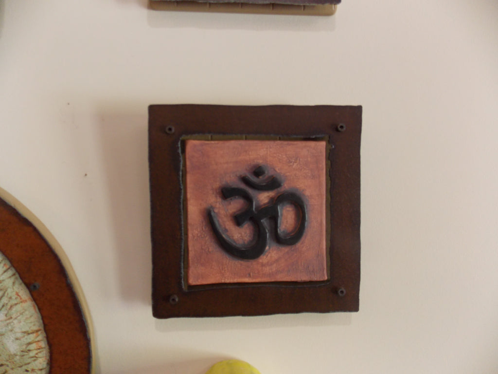 Ohm Wall Hangings by Steve Heartsill