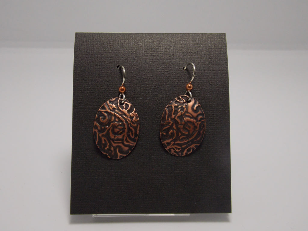 Sterling Silver/Copper