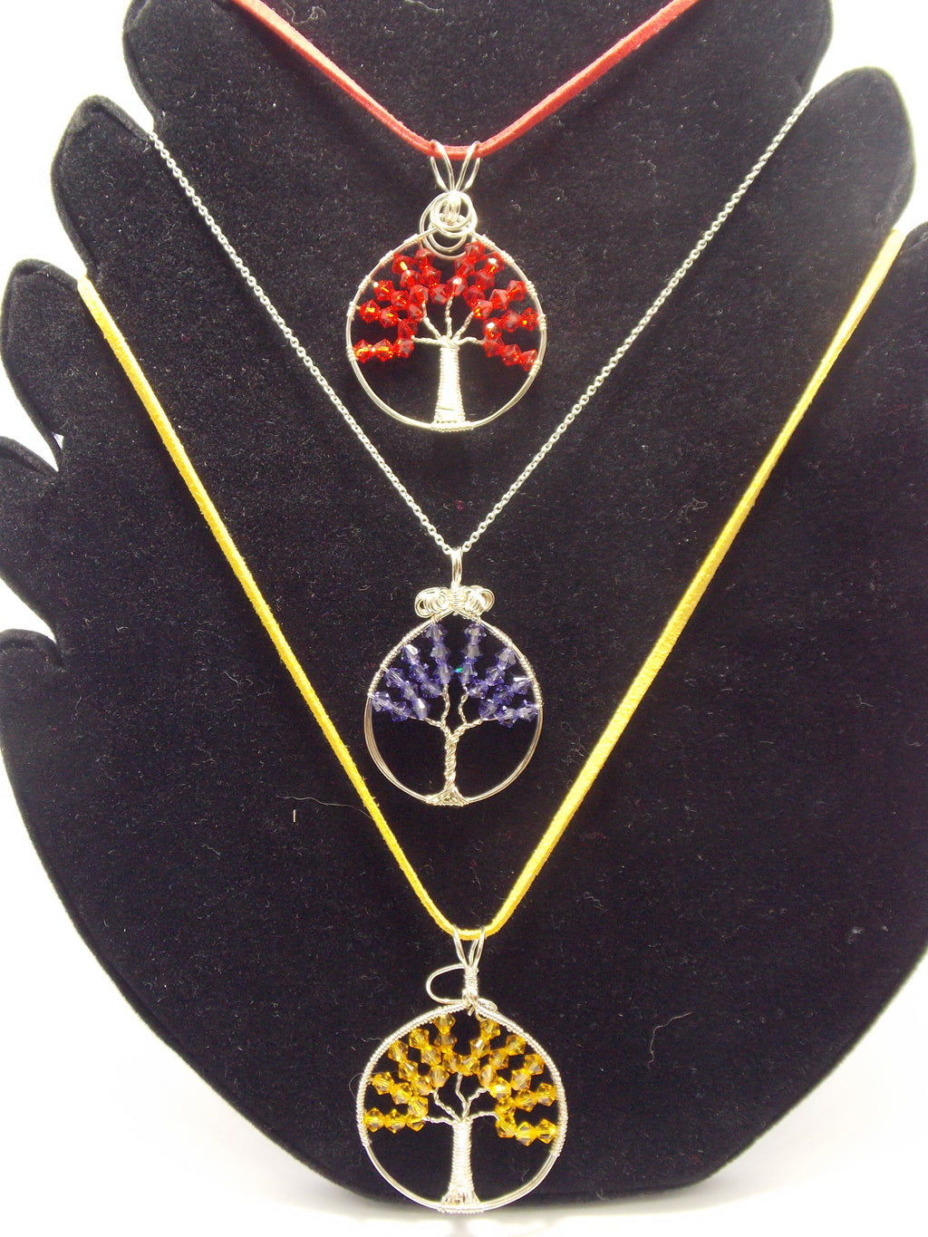 Tree of life necklaces