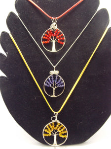 Tree of Life Necklaces (medium) by JoAnna Dickey