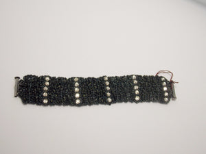 Beaded Bracelet by Evelyn Schnee