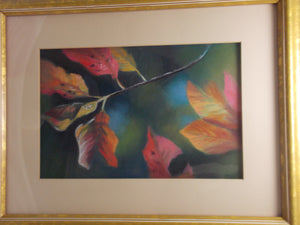Autumn Leaves by Theresa Shelton