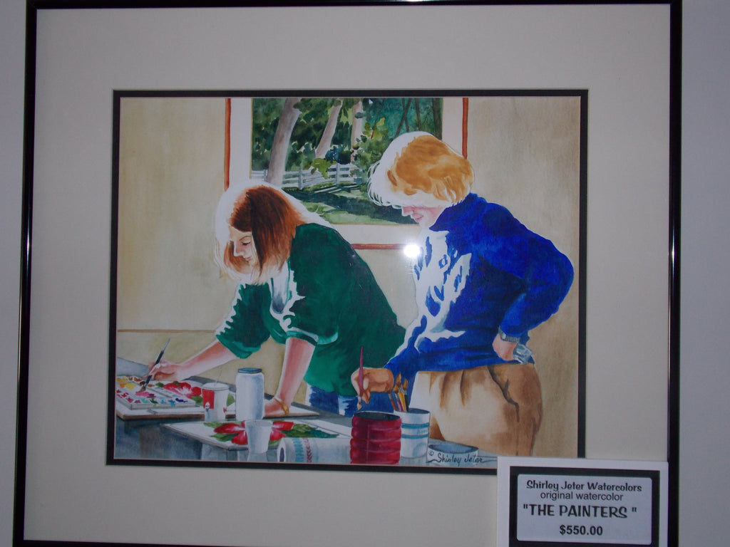 The Painters by Shirley Jeter