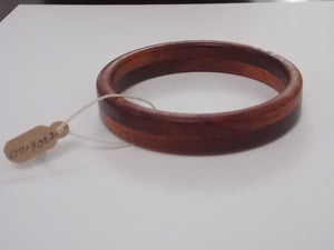 Wooden Bangle by David Russell