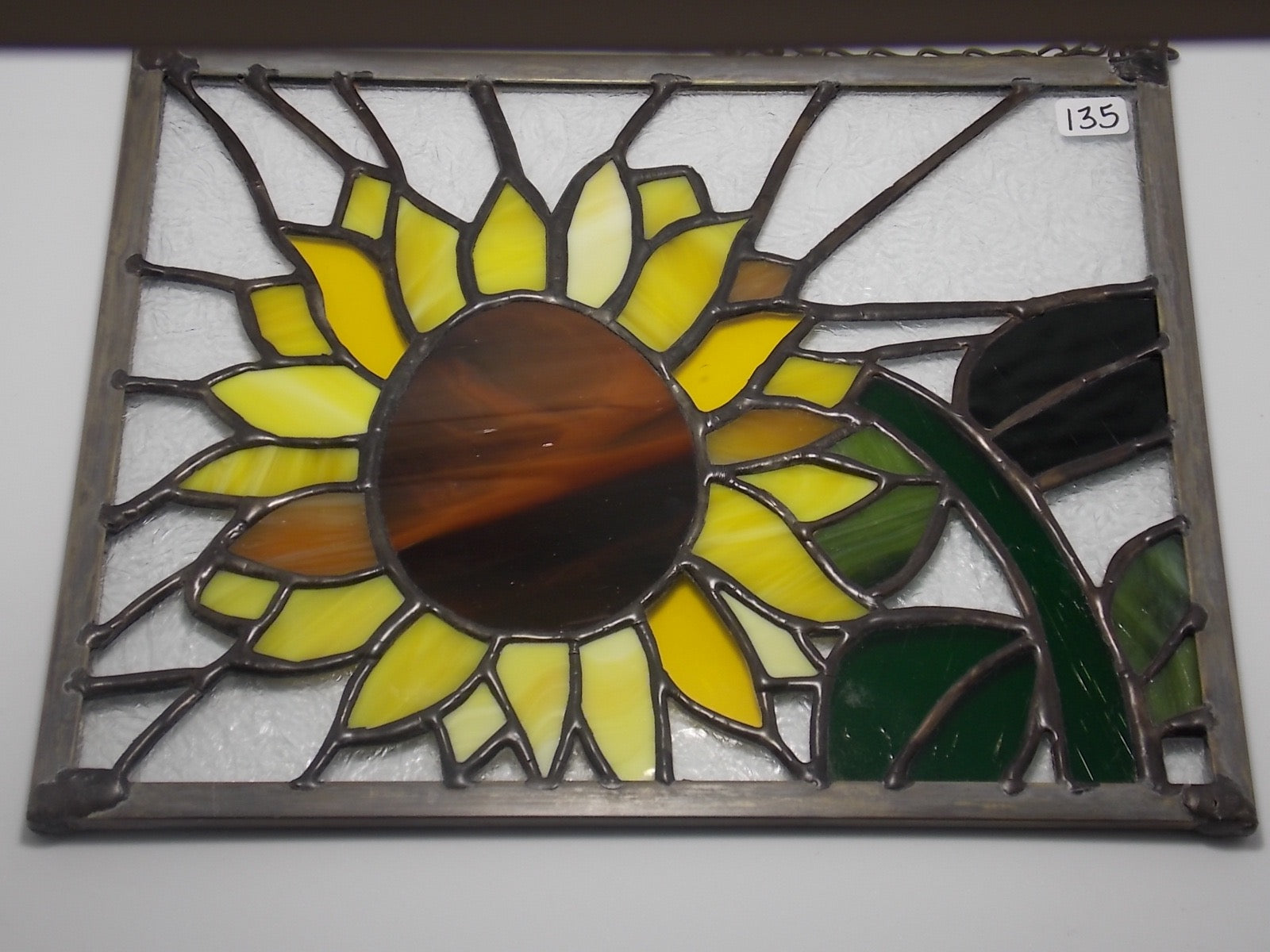 Sunflower panel by Tracee Carmichael