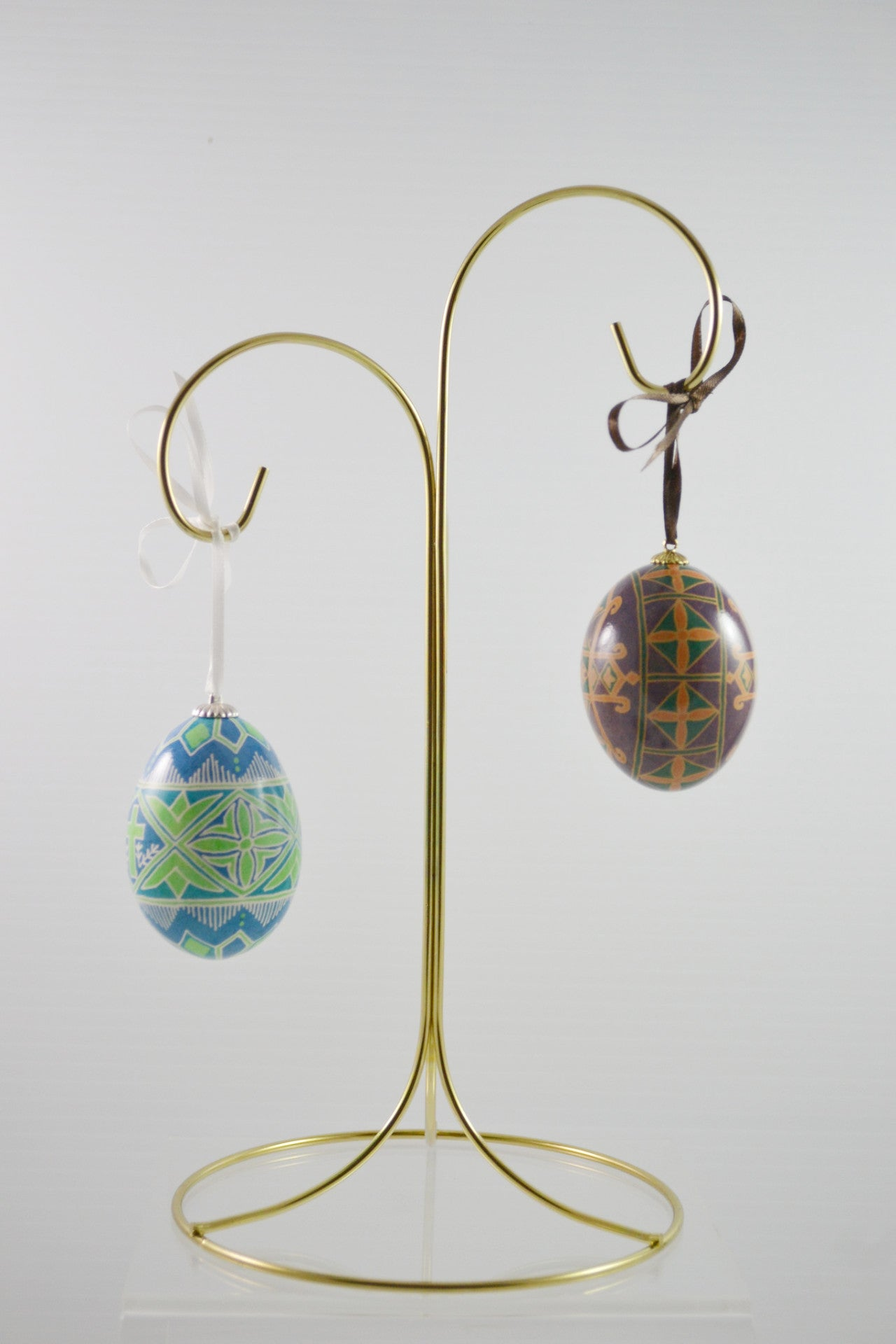 Pysanky Egg Ornaments Stands