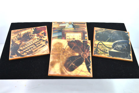 Coasters by Joan Shulte