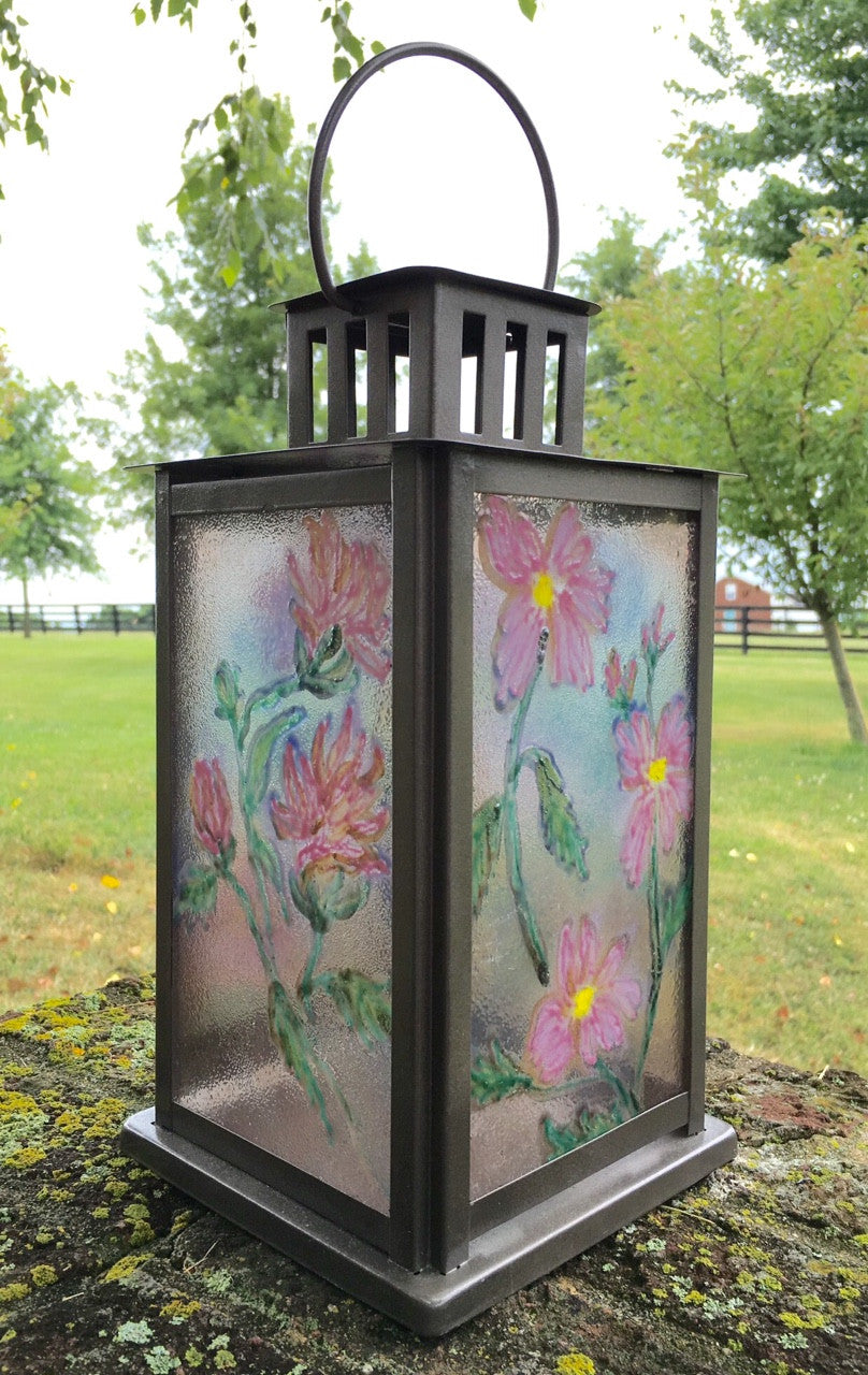 Lanterns by Dorothy Cline
