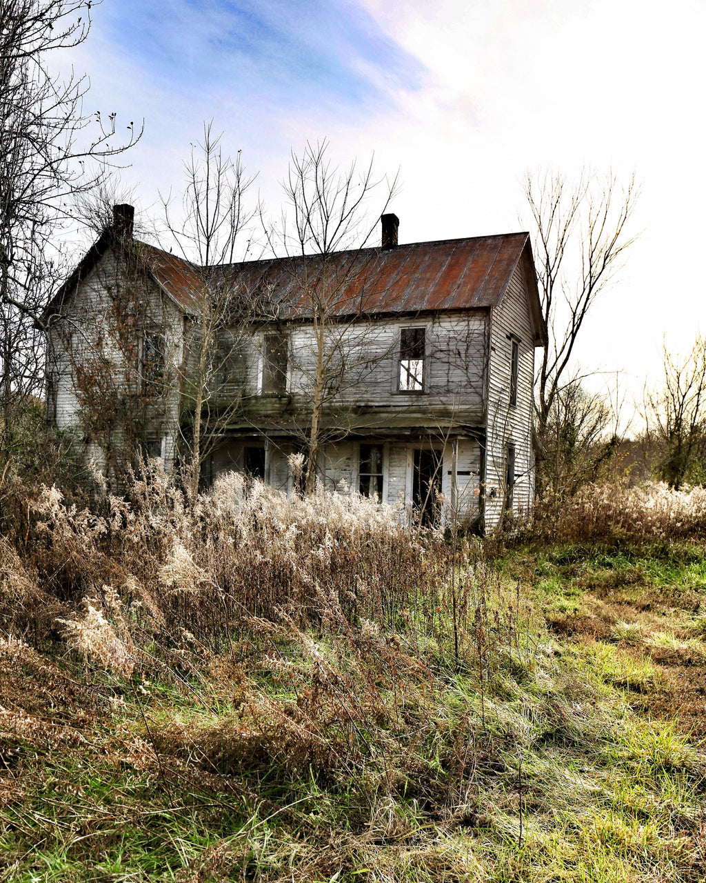 """Old House"" by Robert Ellis"