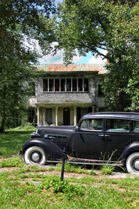 """Old Packard at Mayslick"" by Robert Ellis"