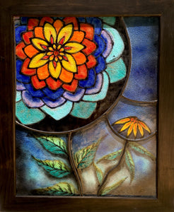 Blossom Panel by Dorothy Cline