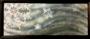 Snow Panel by Dorothy Cline