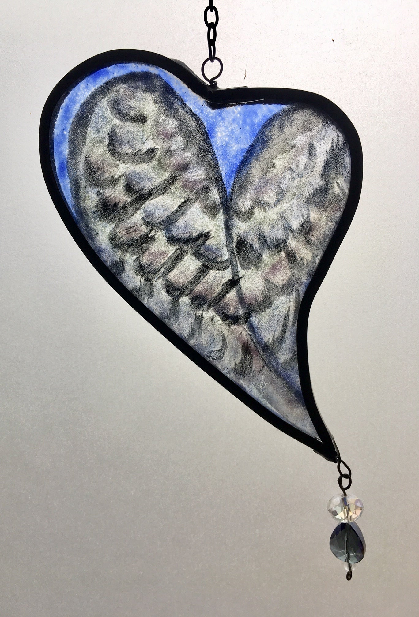 Angel Wing by Dorothy Cline