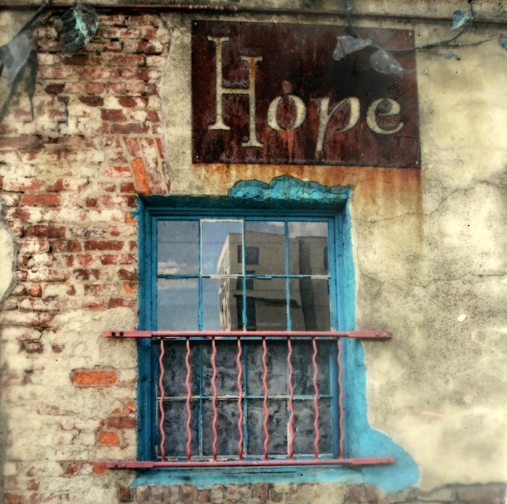 """Hope"" by Linda Fugate-Blumer"