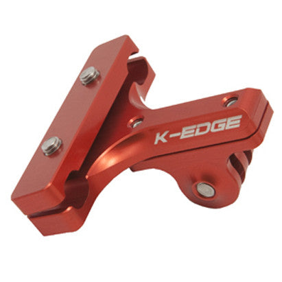K-Edge 430 Go BIG Pro Saddle Rail Mount, Camera Mount, K-Edge - The Podium
