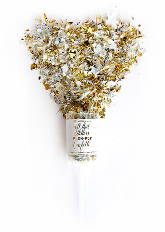 Original All that Glitters Push-Pop Confetti™